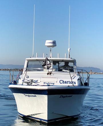 Puget sound fishing charters seattle fishing charter for Seattle washington fishing charters